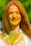 19-ое июня 2016, Orekhovo-Zuevo, область Москвы, Россия Festiv Стоковые Фотографии RF