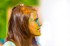 19-ое июня 2016, Orekhovo-Zuevo, область Москвы, Россия Festiv Стоковое Фото
