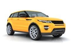 6-ое канереечное motorexpo в июне понедельнике автомобиля 12th 2011 london -го одно Range Rover воскресенье к причалу Стоковая Фотография
