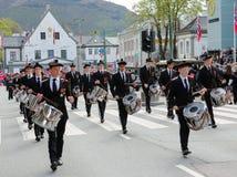 17-ое мая 2016: Национальный праздник в Норвегии Стоковое фото RF