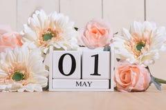 1-ое мая Стоковые Фото