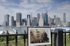 11-ое сентября Стоковые Изображения