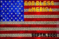 11-ое сентября Стоковые Фото