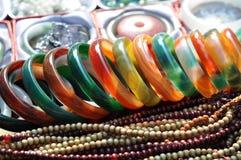 ожерелье браслета Стоковые Изображения