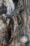 Ожерелье год сбора винограда Стоковое Изображение