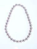 Ожерелье перлы Стоковое Изображение