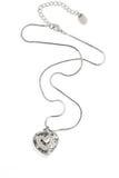 ожерелье сердца Стоковое Изображение RF