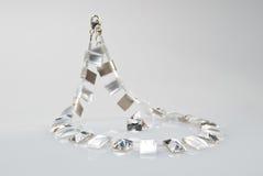 ожерелье серег Стоковые Изображения RF