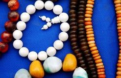 ожерелье шарика Стоковое Фото
