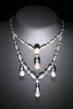 ожерелье ювелирных изделий Стоковая Фотография RF
