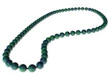 ожерелье 3 d стоковое изображение