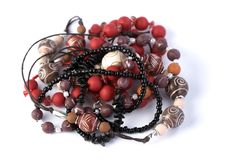 ожерелья Стоковая Фотография RF