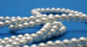 Ожерелье женщины моды Стоковая Фотография RF