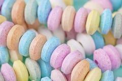 Ожерелье конфеты Стоковые Изображения