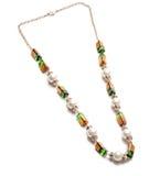 Ожерелье моды Стоковые Изображения RF