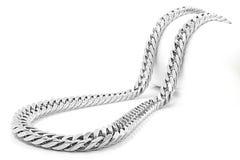 Ожерелье нержавеющей стали Стоковое фото RF