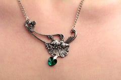 Ожерелье цветка Стоковые Изображения RF