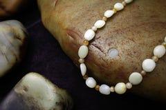 Ожерелья и чего они сделаны от Стоковое Фото