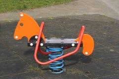 Оживлённая езда Стоковое Фото
