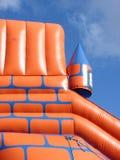 оживлённый замок Стоковая Фотография RF