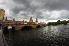 Оживление в Берлине, Германии Стоковая Фотография