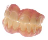 ложные зубы Стоковая Фотография RF