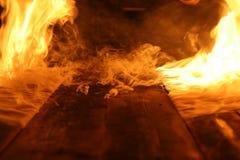 ожог стоковое фото rf