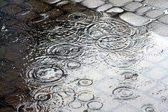 дождь Сидней фото nsw города Австралии принял Стоковые Изображения