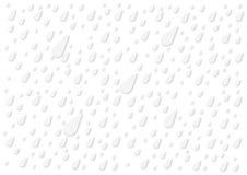 дождь Стоковое фото RF