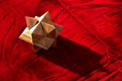 озадачивая красный цвет Стоковые Изображения RF