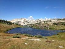 Озера гор Стоковое фото RF