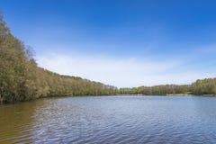 Озера Литвы Стоковое фото RF