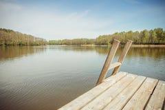 Озера Литвы Стоковая Фотография RF