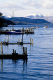 озера озера заречья английские Стоковые Фото