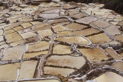 Озера сол Перу Стоковые Изображения RF