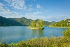 Озера Хорватия Bacinska Стоковое фото RF