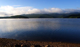 озера Стоковая Фотография RF