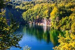 озера стоковое изображение