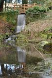 Озера Adderbury Стоковые Изображения RF
