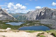 Озера del Piani Стоковое фото RF