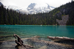 Озера Joffre, Британская Колумбия Стоковая Фотография RF