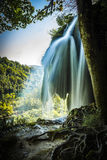 Озера Plitvice стоковые фотографии rf