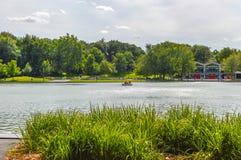 Озеро бобр - парк держателя королевский Стоковое фото RF