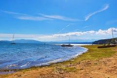 Озеро Болгария Iskar стоковое изображение rf