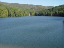 озеро большое стоковое фото