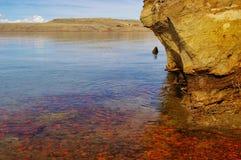 Озеро Вайоминг стоковое фото rf