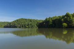 Озеро Версаль Стоковая Фотография RF