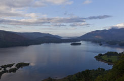 Озеро вод Derwent Стоковое фото RF