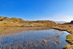 озеро выходит tarn Стоковая Фотография