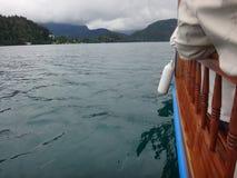 Озеро в горе Стоковые Изображения RF